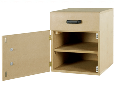 Left Fitted – Drawer / Cupboard