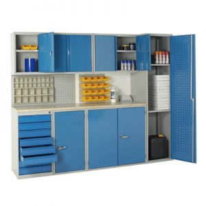Cabinets, Drawers & Shelving