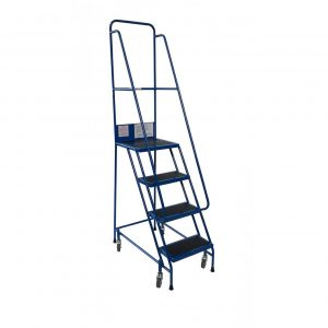 Narrow Aisle Warehouse Ladders