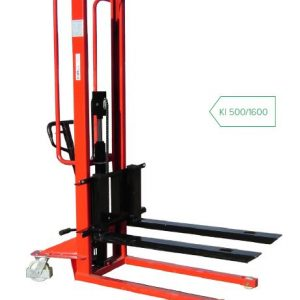 Heavy Duty Electric Lift Pallet Stackers