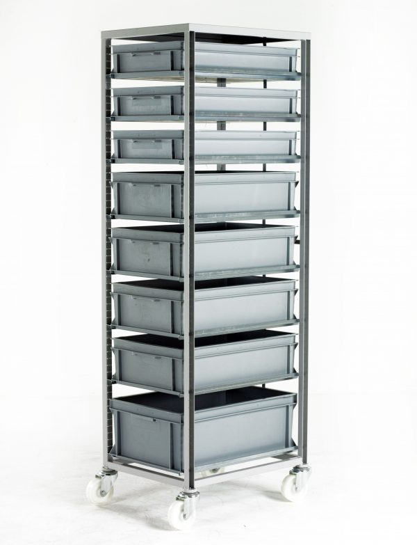 CT272 Adjustable tray Rack