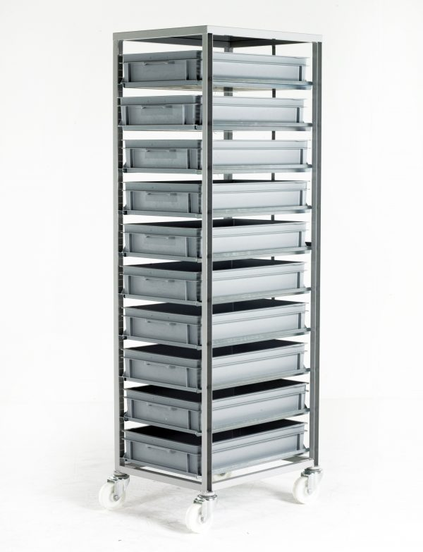 Adjustable Tray Rack