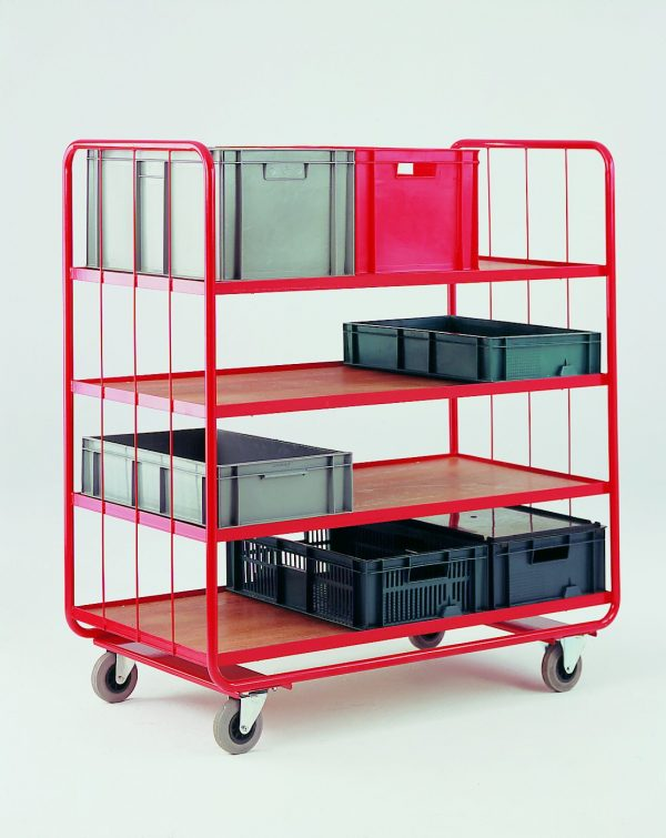 CT48 Container Shelf Trolleys