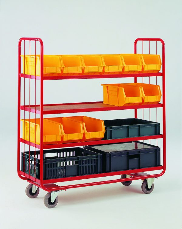 Container Shelf Trolleys
