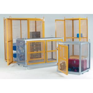 Security Cages CE Certified