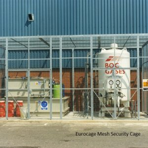 Eurocage- Mesh Security Cage - All Mesh