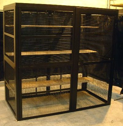 SC2111 High Security Cage