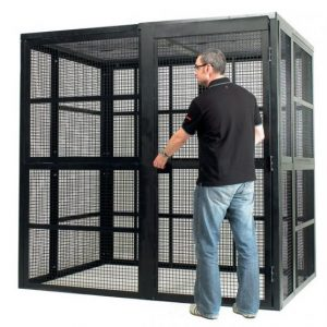 Heavy Duty Security Cages