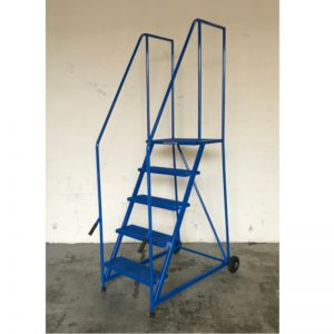 Teka Step Lift and Push Warehouse Steps