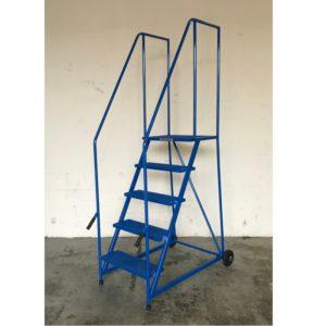 Teka Step Lift and Push Warehouse Steps