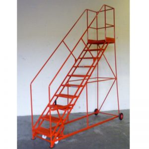 Teka Step Easy Slope 559m Tread Warehouse Ladder