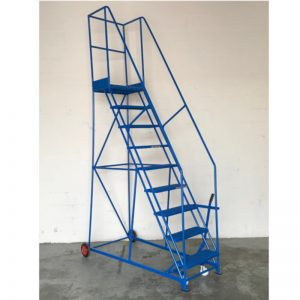 TekA Step Warehouse Ladders Range
