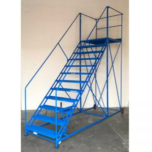 Teka Step Extra Wide Warehouse Ladders 1000mm