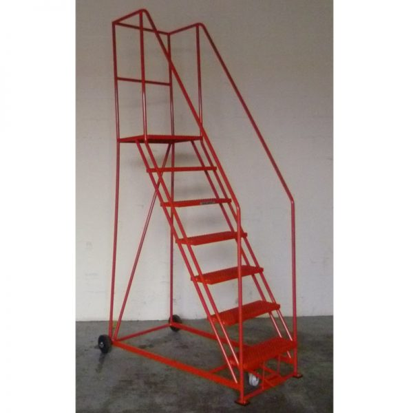 teka Step foot lock warehouse ladder