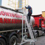 Tanker Access Platform Outrigger