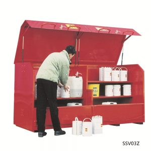 SSV03Z Flammable Liquid Storage Vault