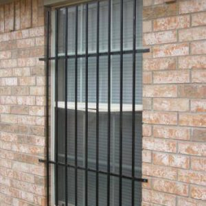 High Security Window Grille