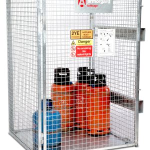 Armorgard Tuffcage folding one piece gas cylinder storage cage