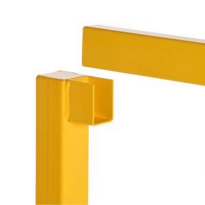 Walkway Barriers Knock Down Modular