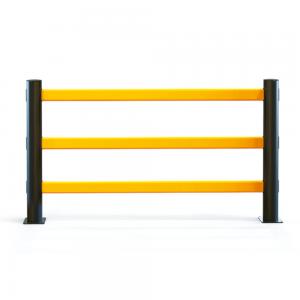 eFlex 3 rail barrier