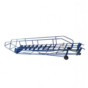 Fold Down Warehouse Ladders