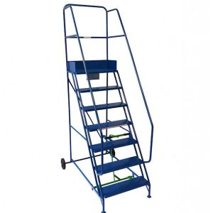 Extra Wide Warehouse Ladders