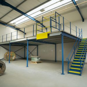 Mezzanine Floor - Priced Example