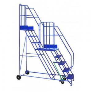 Split Level Warehouse Steps