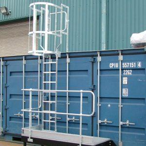 Vertical Access Ladder - European Spec