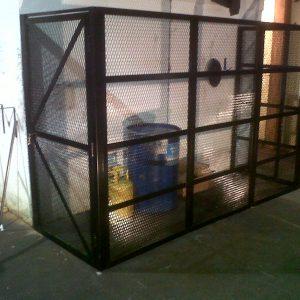 Bespoke Custom Security Cage