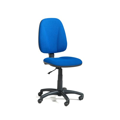 Dover High back Office Chair Blue