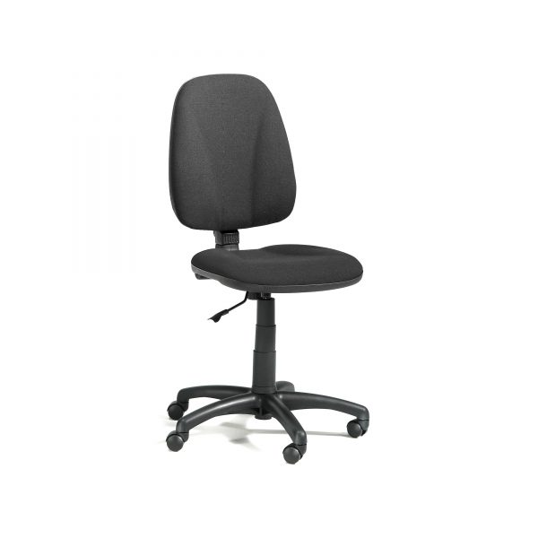 Dover High back Office Chair Black