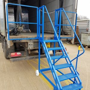 Lorry Access Steps