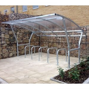 Cycle Stands and Shelters