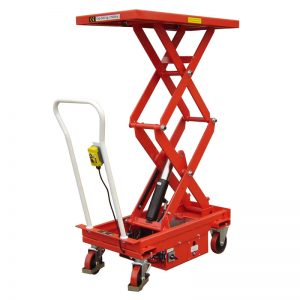 Electric Double Scissor Lift Tables