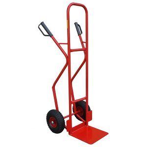 Universal sack truck with skids