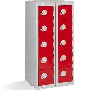 Elite 10 Door Personal effects locker