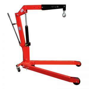 500kg Folding Workshop Crane