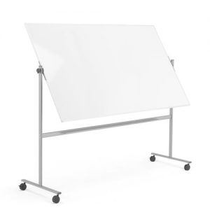 2000mm wide double sided whiteboard