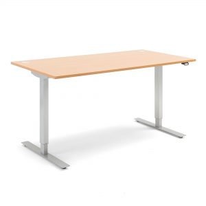 Beech 1600x800mm Desk