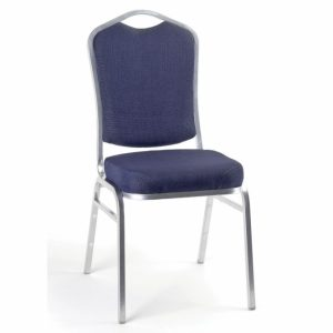 Blue Windsor Conference Chair