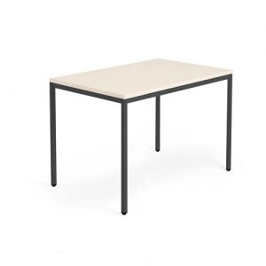 Birch 1200x800mm Modulus 4 Leg Desk