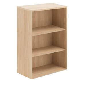 Oak Modulus 1200mm Bookcase
