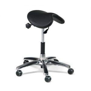 Kingston saddle chair