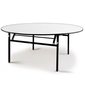 Soft Top Conference Table - Circular