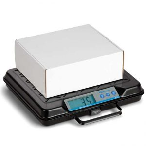 Electronic Bench Floor Scale