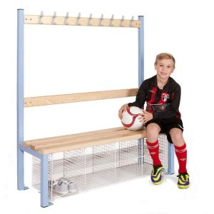 Elite Cloakroom Single sided bench