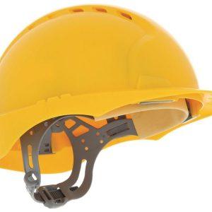 evo2 helmet yellow