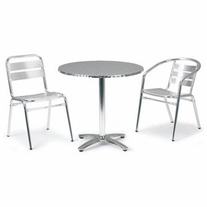 Rio Aluminium Cafe Furniture