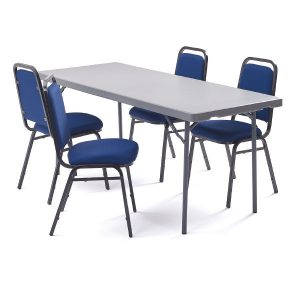 Zown Rectangular Folding Table